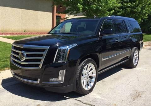 2015 Cadillac Escalade ESV for sale in Alsip, IL