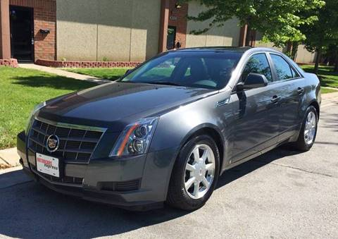 2009 Cadillac CTS for sale in Alsip, IL