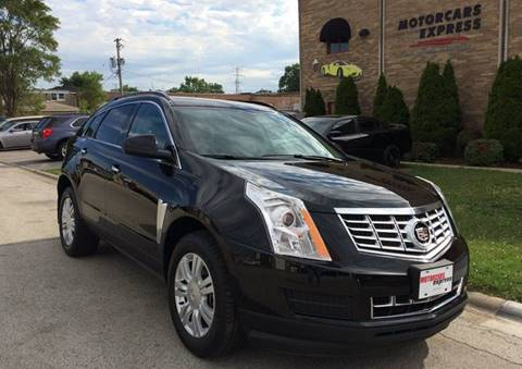 2014 Cadillac SRX for sale in Alsip, IL