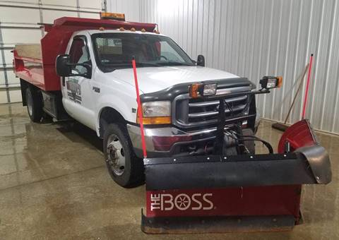 1999 Ford F-550