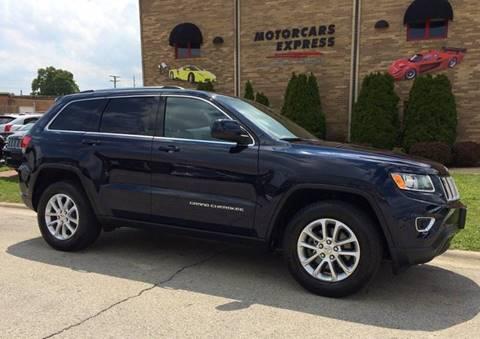 2015 Jeep Grand Cherokee for sale in Alsip, IL