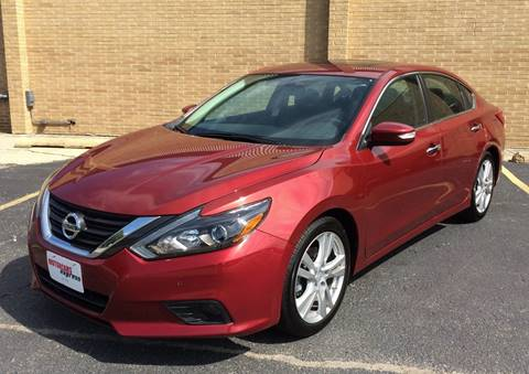 2016 Nissan Altima for sale in Alsip, IL