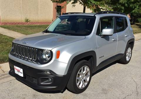 2015 Jeep Renegade for sale in Alsip, IL
