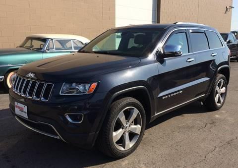 2014 Jeep Grand Cherokee for sale in Alsip, IL