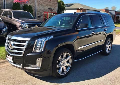 2015 Cadillac Escalade for sale in Alsip, IL