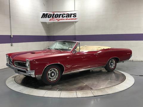 1966 Pontiac GTO for sale in Alsip, IL