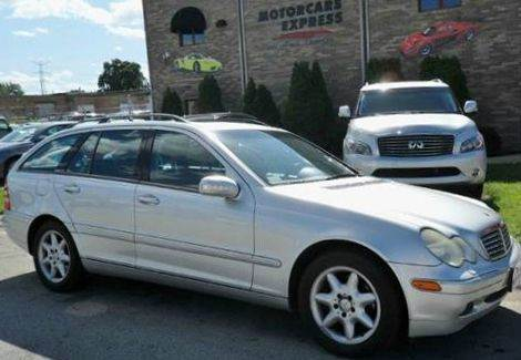 2002 mercedes benz c class c 320 4dr wagon in alsip il motorcars 2002 mercedes benz c class c 320 4dr wagon alsip il sciox Images