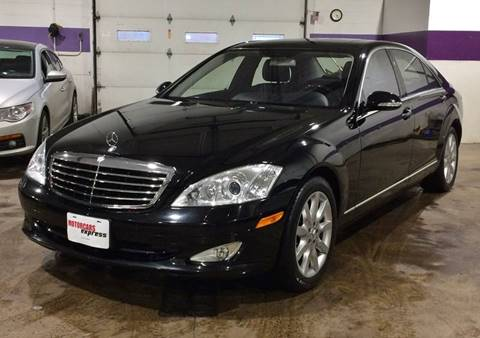 2007 Mercedes-Benz S-Class for sale in Alsip, IL