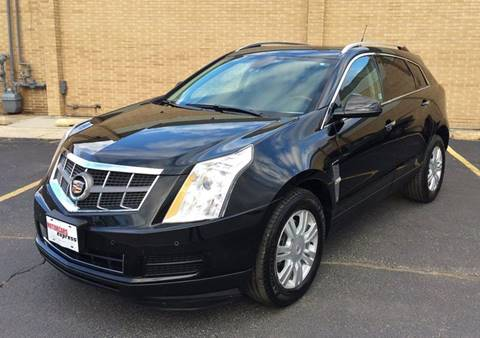 2010 Cadillac SRX for sale in Alsip, IL
