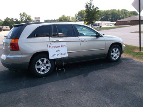 2006 Chrysler Pacifica for sale at EFFINGHAM AUTO in Effingham IL