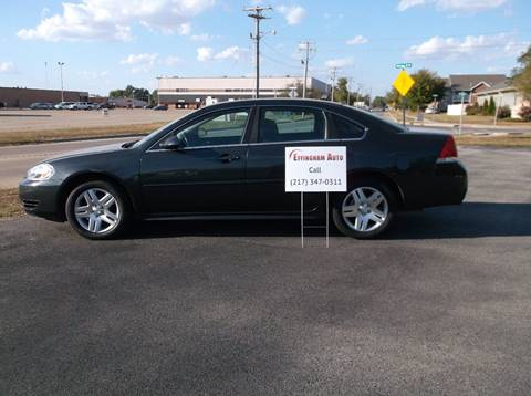 2013 Chevrolet Impala for sale in Effingham, IL