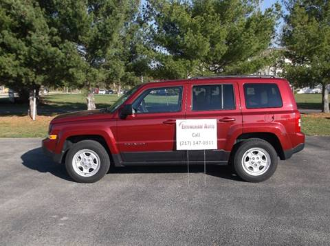 2016 Jeep Patriot for sale in Effingham, IL