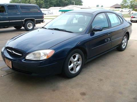 2001 Ford Taurus for sale at EFFINGHAM AUTO in Effingham IL