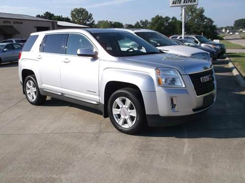 2011 GMC Terrain for sale at EFFINGHAM AUTO in Effingham IL