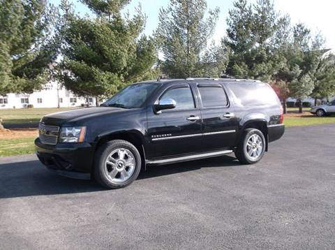 2010 Chevrolet Suburban for sale at EFFINGHAM AUTO in Effingham IL