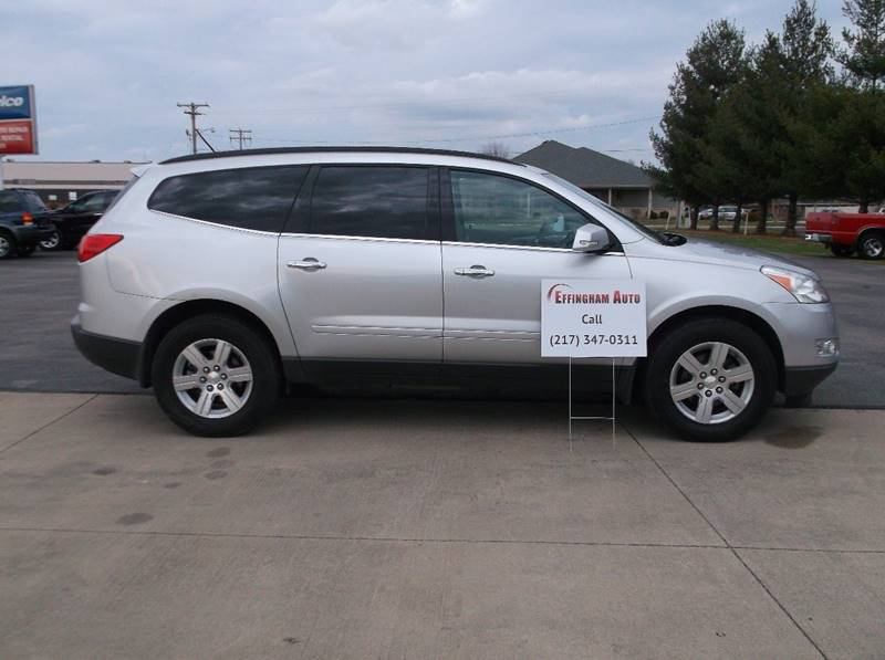 2011 Chevrolet Traverse for sale at EFFINGHAM AUTO in Effingham IL