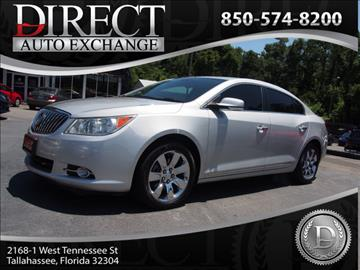 2013 Buick LaCrosse for sale in Tallahassee, FL