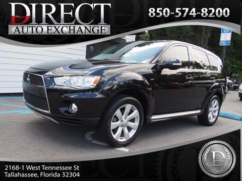 2012 Mitsubishi Outlander for sale in Tallahassee, FL