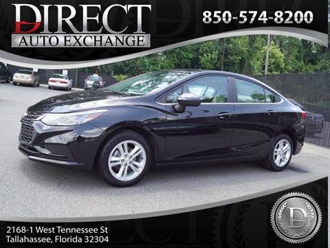 2017 Chevrolet Cruze for sale in Tallahassee, FL
