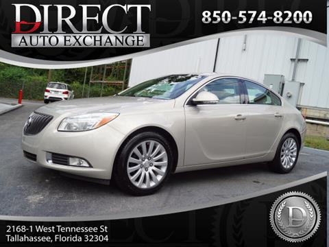 2012 Buick Regal for sale in Tallahassee, FL