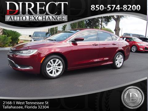 2016 Chrysler 200 for sale in Tallahassee, FL