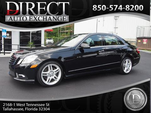 2011 Mercedes-Benz E-Class for sale in Tallahassee, FL