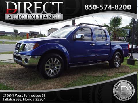 2012 Nissan Frontier for sale in Tallahassee, FL