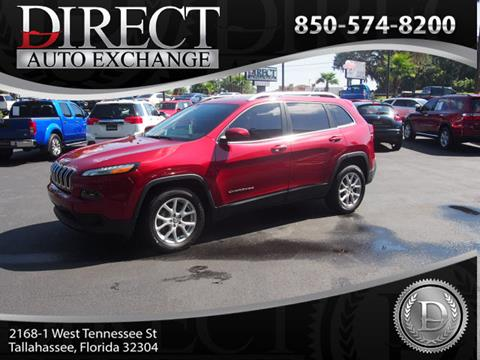 2014 Jeep Cherokee for sale in Tallahassee, FL