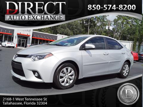 2014 Toyota Corolla for sale in Tallahassee, FL