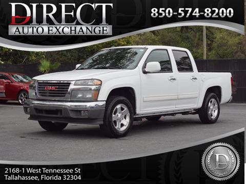 2011 GMC Canyon for sale in Tallahassee, FL
