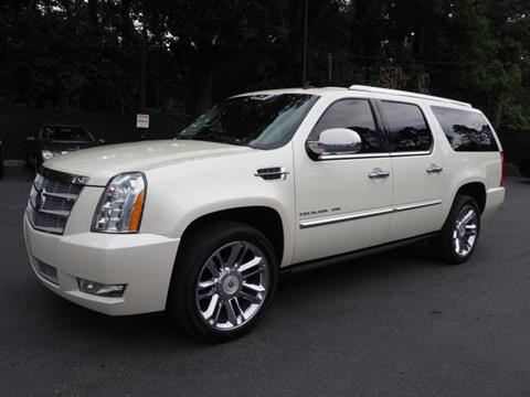 2014 Cadillac Escalade For Sale >> 2014 Cadillac Escalade Esv For Sale In Tallahassee Fl