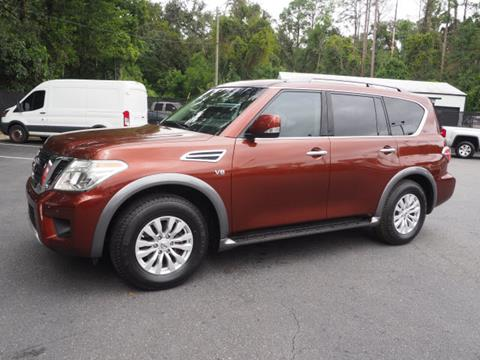 2017 Nissan Armada for sale in Tallahassee, FL
