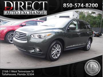 2009 Infiniti FX50 for sale in Tallahassee, FL