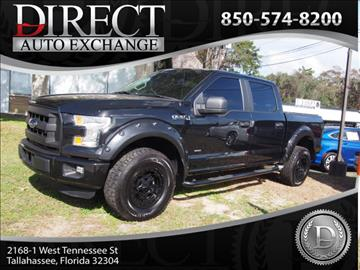 2015 Ford F-150 for sale in Tallahassee, FL