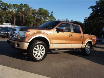 2012 Ford F-150 for sale in Tallahassee, FL