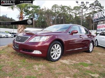2008 Lexus LS 460 for sale in Tallahassee, FL