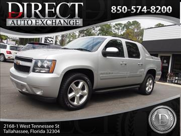2011 Chevrolet Avalanche for sale in Tallahassee, FL