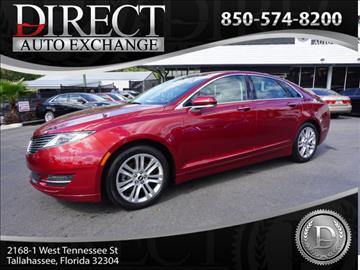 2015 Lincoln MKZ for sale in Tallahassee, FL