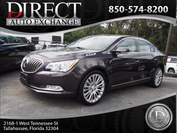 2014 Buick LaCrosse for sale in Tallahassee, FL