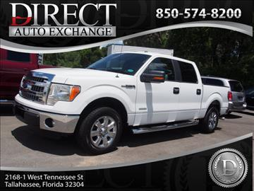 2013 Ford F-150 for sale in Tallahassee, FL