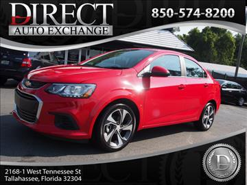 2017 Chevrolet Sonic for sale in Tallahassee, FL