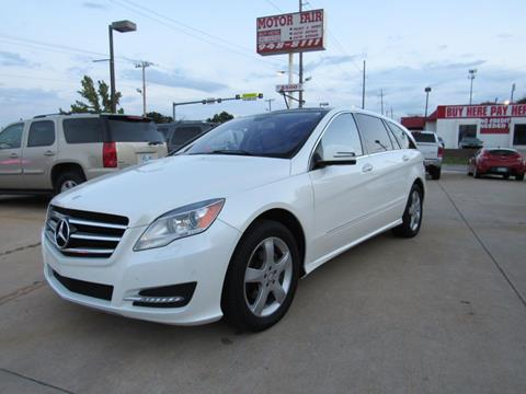 2011 Mercedes Benz R Class For Sale In Oklahoma City, OK