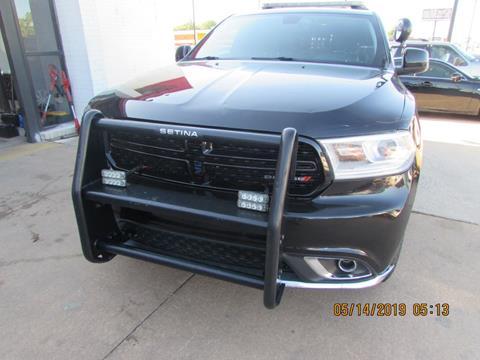 2015 Dodge Durango for sale in Oklahoma City, OK