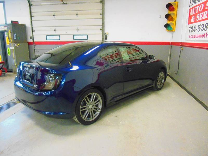 2012 Scion tC 2dr Coupe 6M - Evans City PA