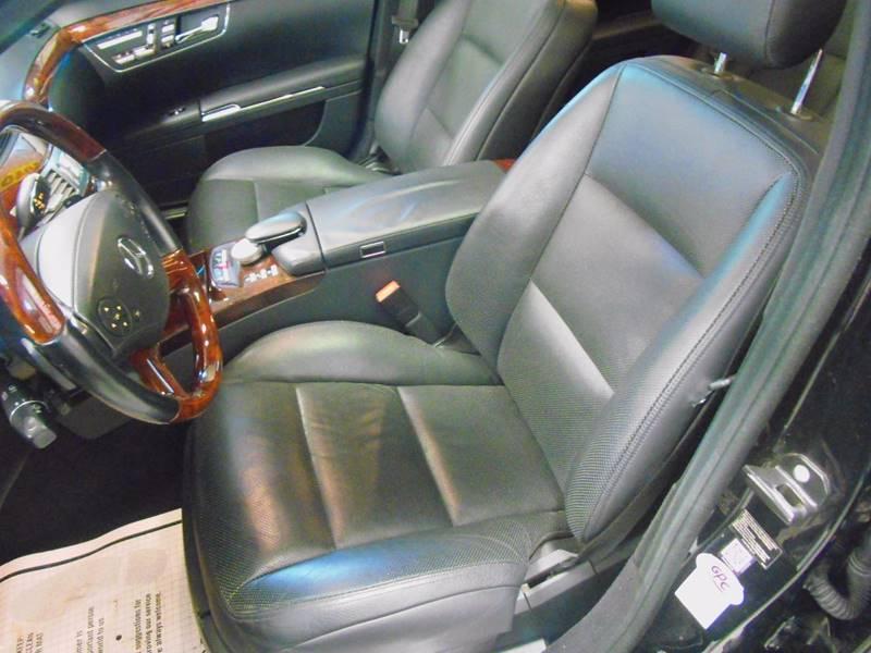 2010 Mercedes-Benz S-Class AWD S 550 4MATIC 4dr Sedan - Evans City PA