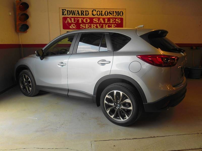 2016 Mazda CX-5 AWD Grand Touring 4dr SUV (midyear release) - Evans City PA