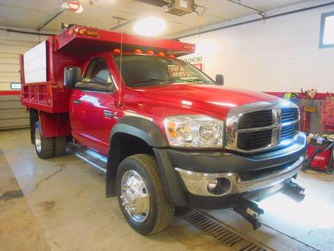 2010 RAM Ram Chassis 5500 for sale in Evans City, PA