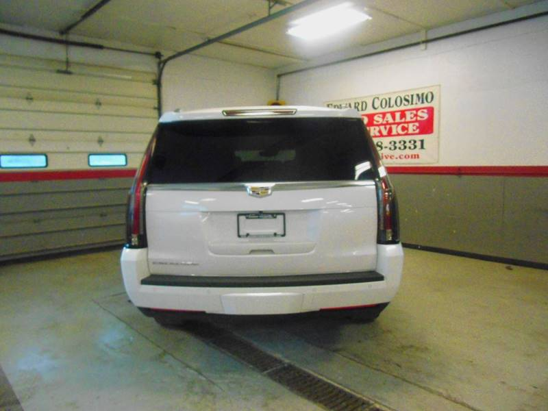 2016 Cadillac Escalade ESV 4x4 Premium Collection 4dr SUV - Evans City PA