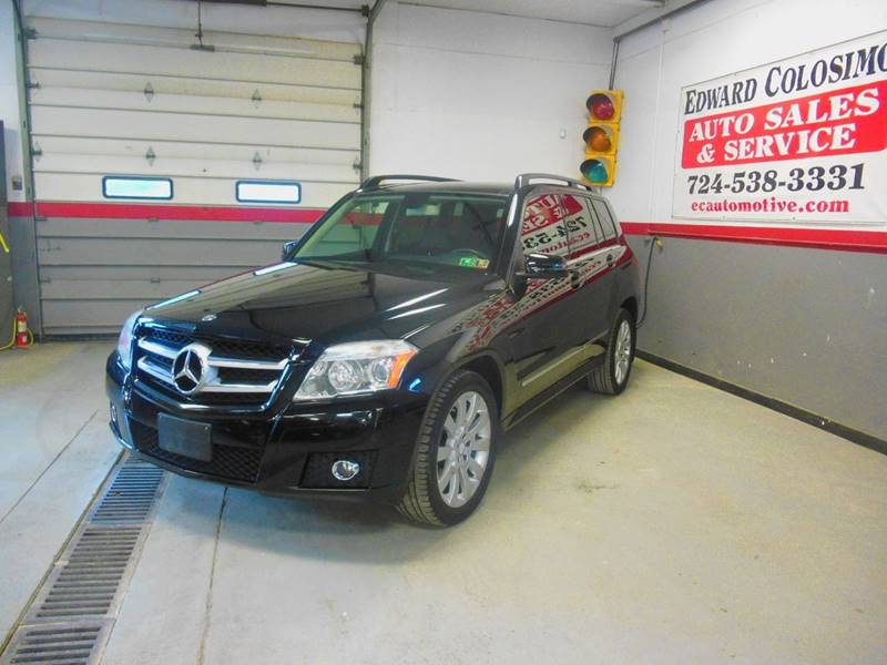 2011 Mercedes-Benz GLK AWD GLK 350 4MATIC 4dr SUV - Evans City PA