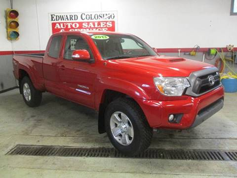 2013 Toyota Tacoma for sale in Evans City, PA
